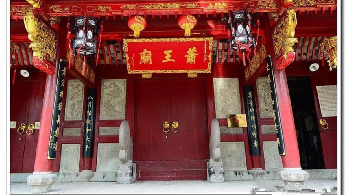 某寺庙中式灯工程案例