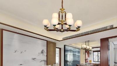新中式灯的特点有什么呢?伊美特为你解惑