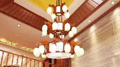 关于新中式灯的工艺,让伊美特和你一起了解