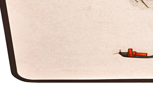 伊美特-铁艺新中式灯F78060