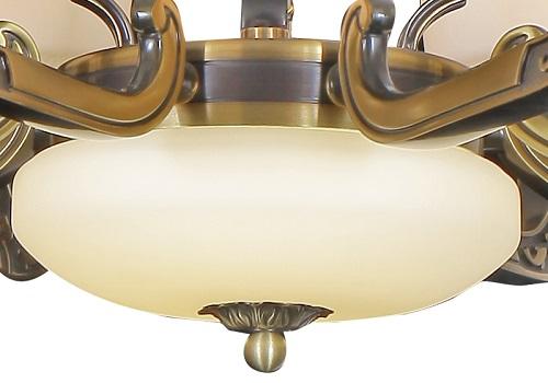 伊美特-锌合金新中式吊灯MD5207