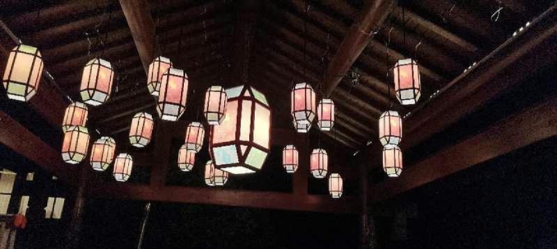伊美特-中式灯