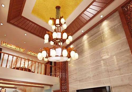 酒店中式灯