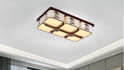 一盏灯传承中式美