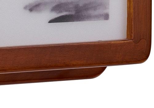 伊美特-木艺中式壁灯MB3357