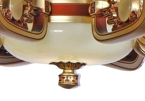 伊美特-铁艺新中式吊灯-MD5201