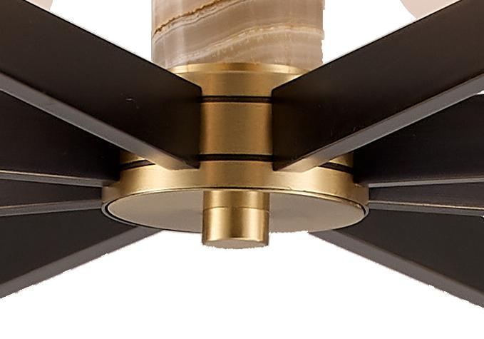 伊美特-全铜新中式吊灯Z6802