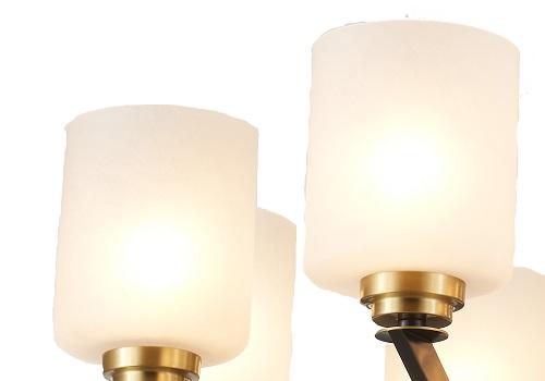 伊美特-全铜新中式吊灯R53007