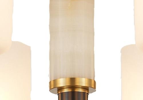 伊美特-全铜新中式吊灯Z6081