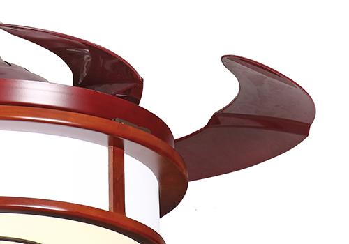 传统中式风扇灯J9018