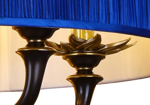 全铜新中式吊顶灯R53005-5