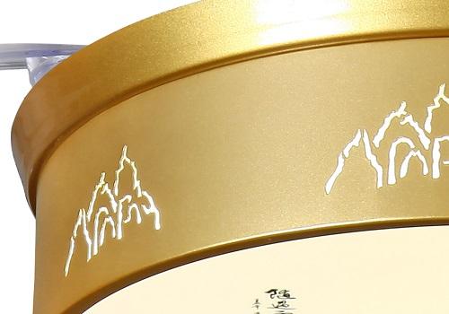 伊美特-新中式风扇灯J9017