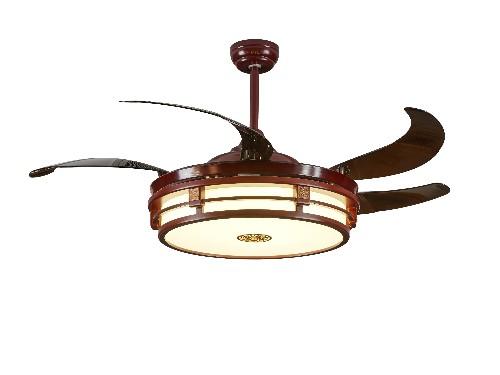 伊美特-传统中式风扇灯J9020