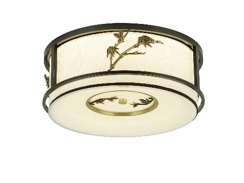 伊美特-全铜新中式吸顶灯A5910吸