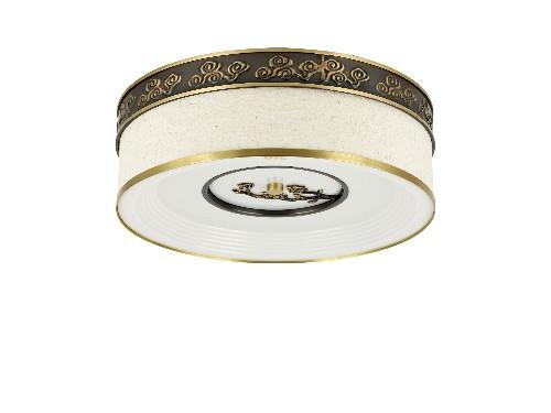 伊美特-全铜新中式吸顶灯A5909吸