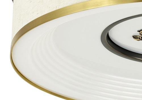 伊美特-全铜新中式吸顶灯A5909