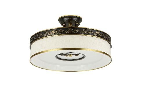 伊美特-全铜新中式吸顶灯A5909半吊