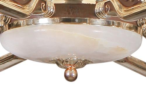 伊美特-锌合金新中式吊灯MD5208