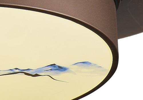伊美特-新中式风扇灯J9016