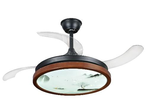伊美特-中式风扇灯J9021