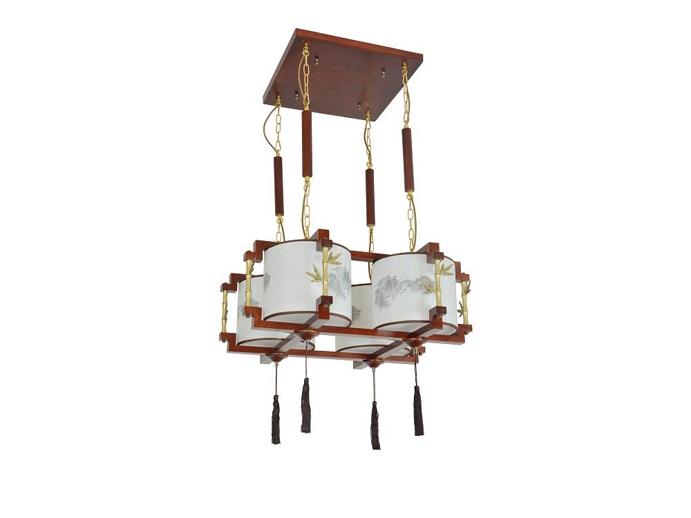 伊美特-传统中式吊灯茶楼灯M8563