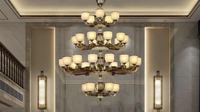 伊美特新中式灯,教您打造空间灯光感