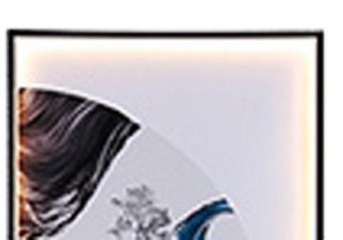 伊美特-新中式壁画灯SH1211两联